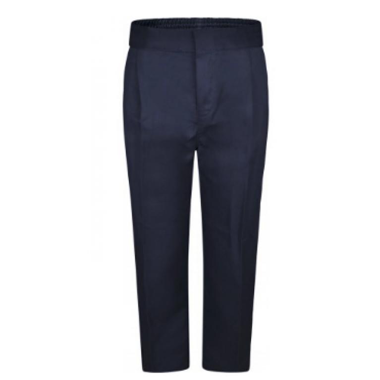 Innovation Boys Navy Trousers - Sturdy Fit