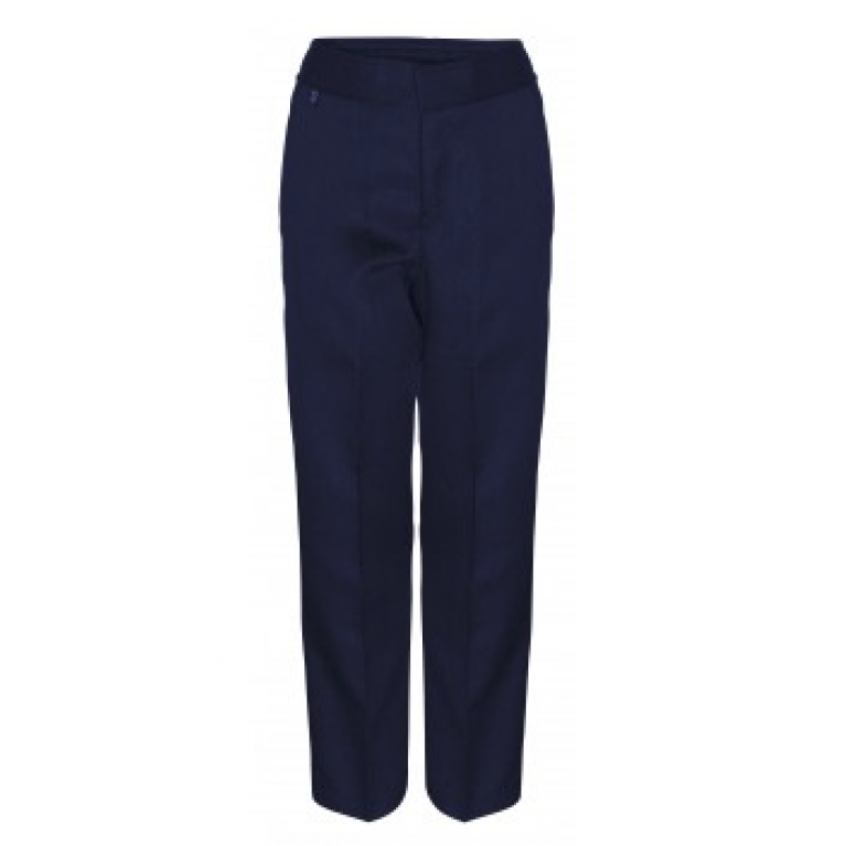 Innovation Boys Navy Trousers  - Slim Fit