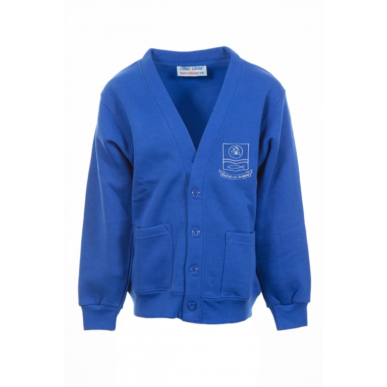 Dark Royal Select Cardigan