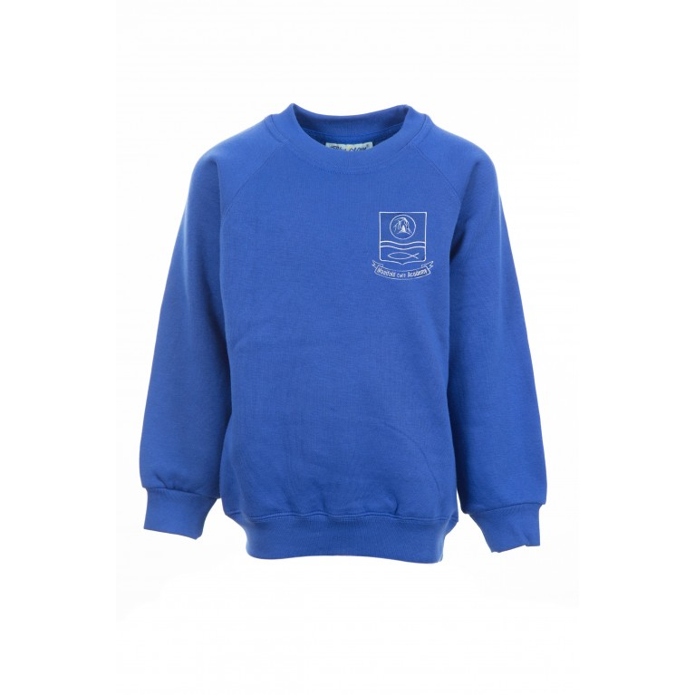 Dark Royal Select Sweatshirt