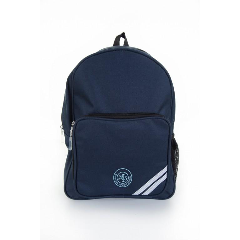 Navy Infant Backpack