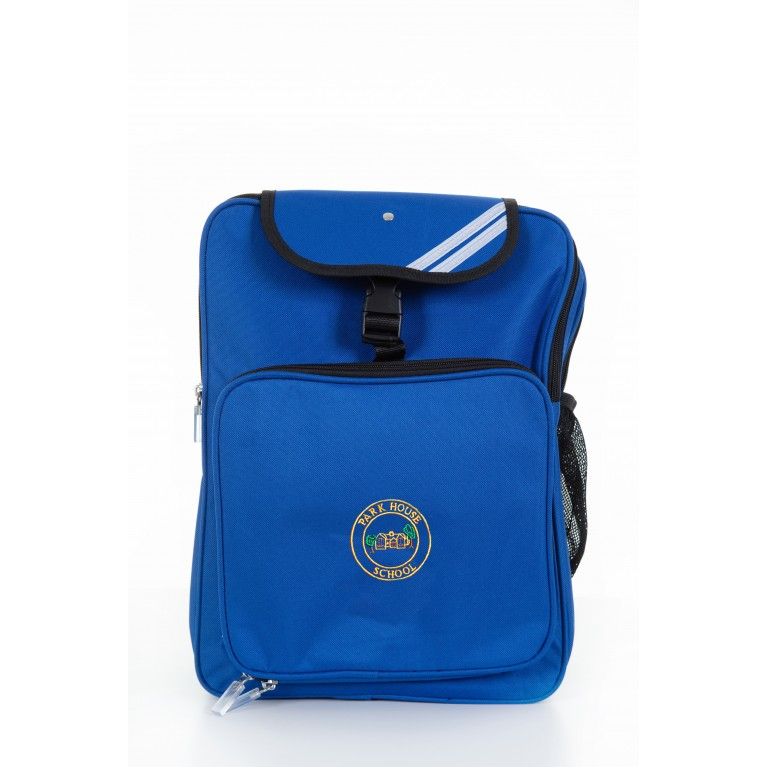 Blue Junior Backpack
