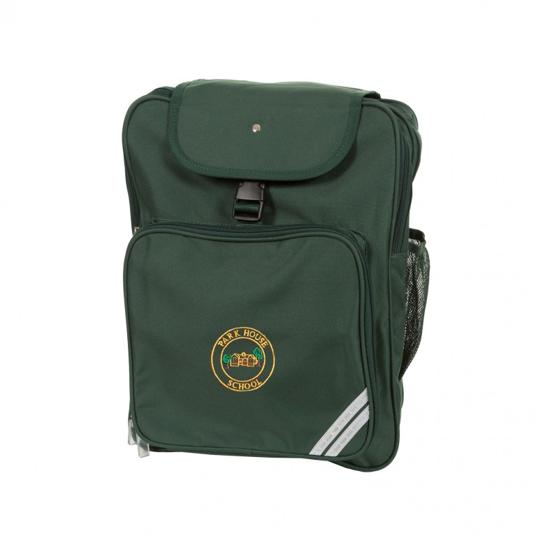 Green Junior Backpack