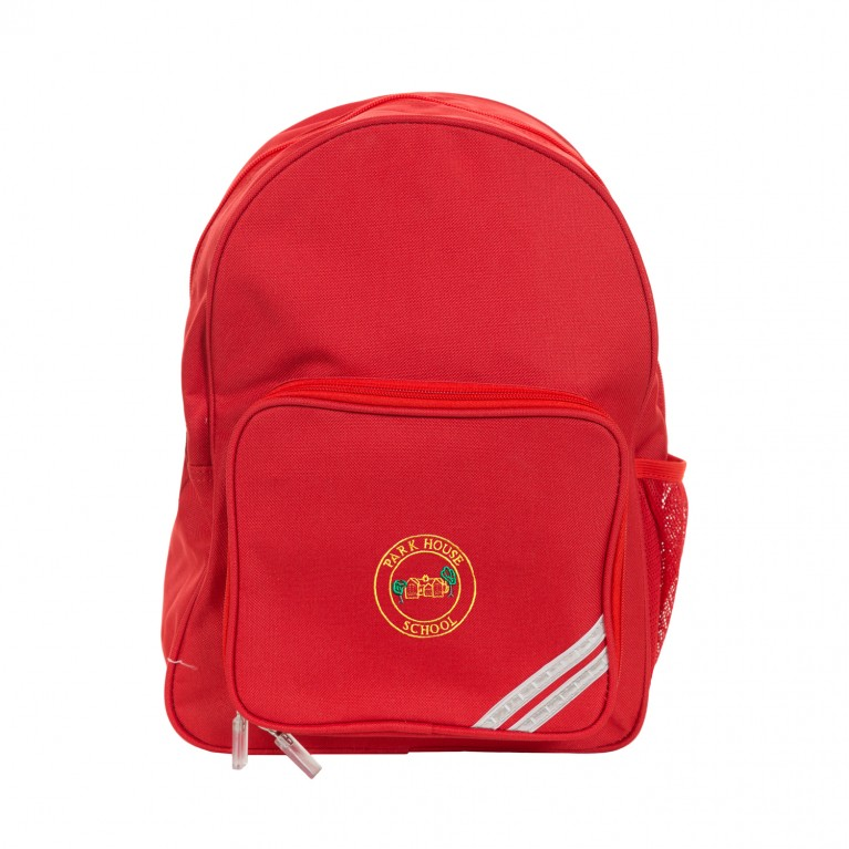 Red Infant Backpack