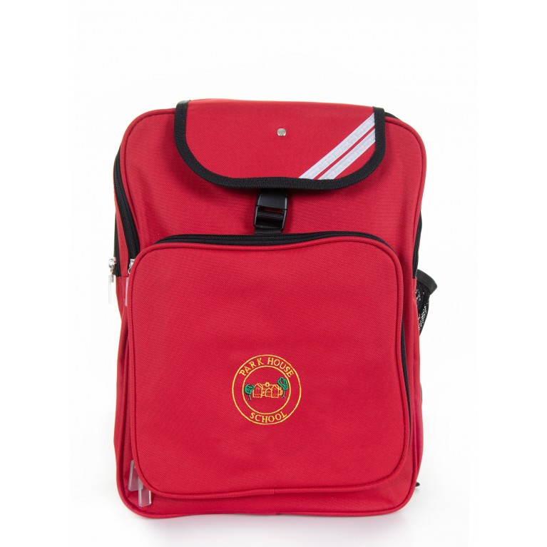 Red Junior Backpack