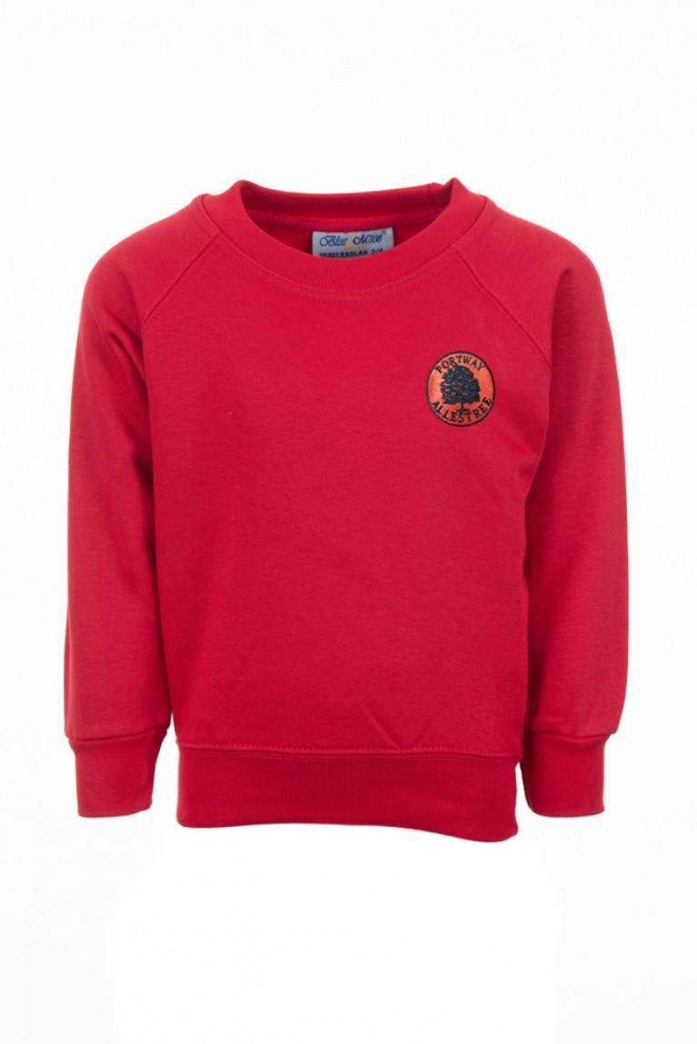 Red Select Sweatshirt
