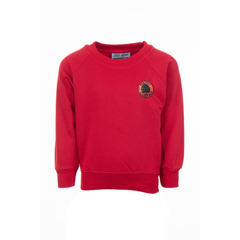 Red Select Sweatshirt