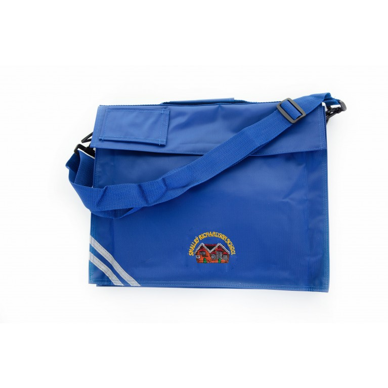 Blue Long Handle Bookbag (Year 6 Only)