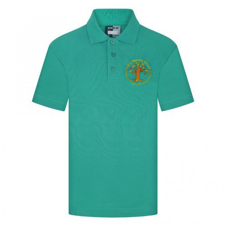 Jade Polo Shirt