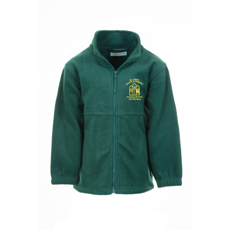 Green Fleece