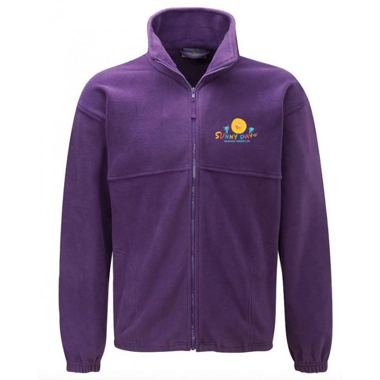 Staff Purple Fleece