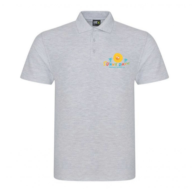 Staff Grey Polo Shirt