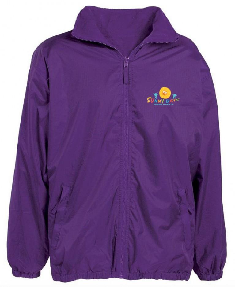 Staff Purple Reversible Jacket