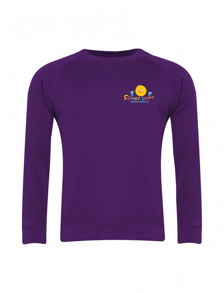 Purple Select Sweatshirt