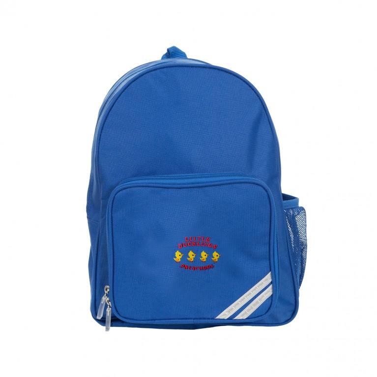 Blue Infant Backpack