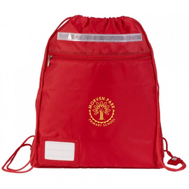 Red Kit Bag