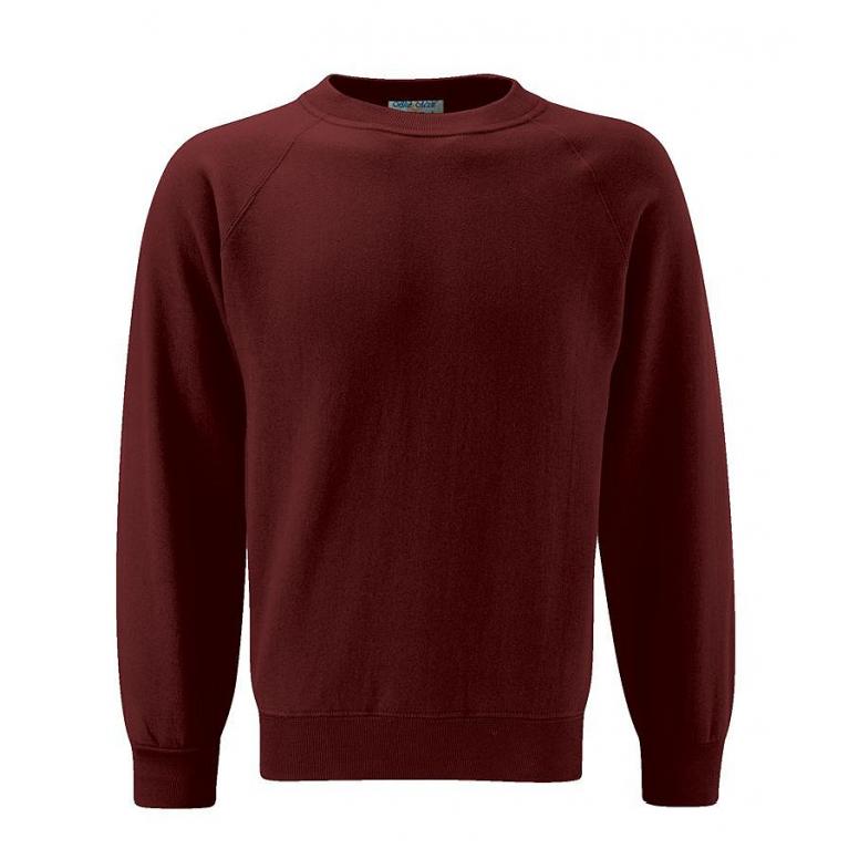 Plain Classic Maroon Sweatshirt