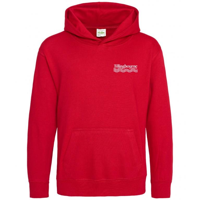 Red Premium Hoodie